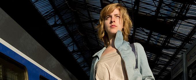 Portrait en lumière disponible