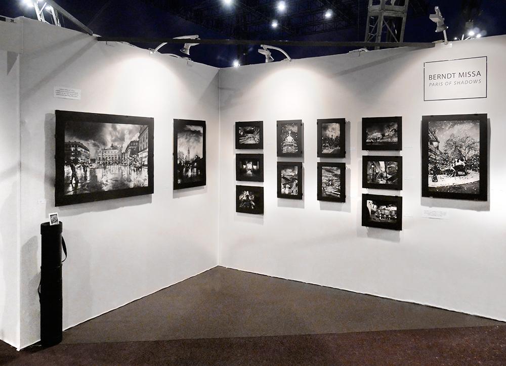 Expositions et salons: Art3f Monaco